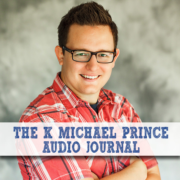 Audio Journal 2: A New Baby and a Parenting Lesson Learned